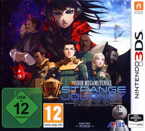 Shin Megami Tensei Strange Journey Redux (E/d)