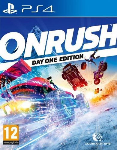 Onrush Day One Edition [PS4]