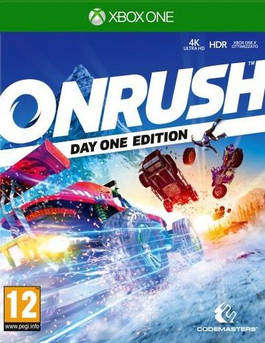 Onrush Édition Day One [XONE]
