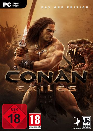 Conan Exiles Day One Edition [DVD]