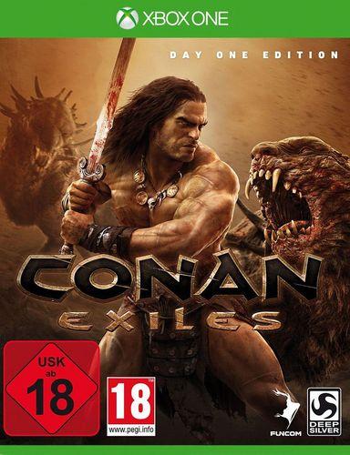 Conan Exiles Day One Edition [PS4]