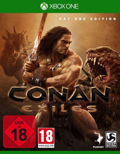 Conan Exiles Day One Edition [XONE]