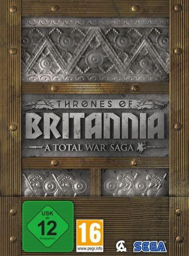 Total War Saga: Königreiche Britanniens [DVD]