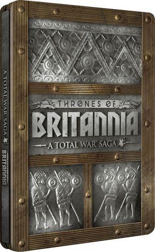 Total War Saga: Thrones of Britannia [DVD]