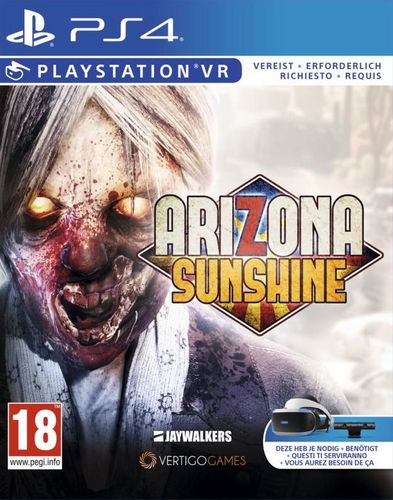 Arizona Sunshine VR [PS4]