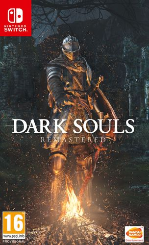 Dark Souls: Remastered [NSW]