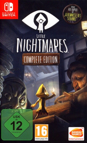 Little Nightmares - Complete Edition [NSW]