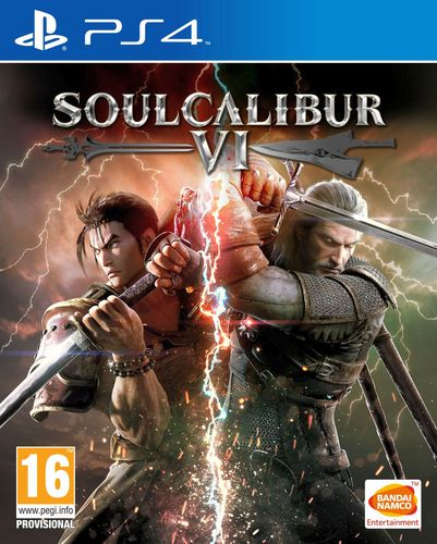Soul Calibur VI [PS4]