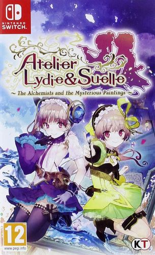 Atelier Lydie & Suelle: The Alchemists and the Mysterious Paintings [NSW]
