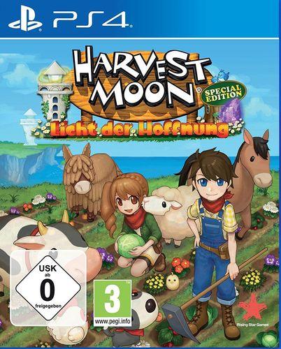 Harvest Moon: Licht der Hoffnung Special Edition [PS4]