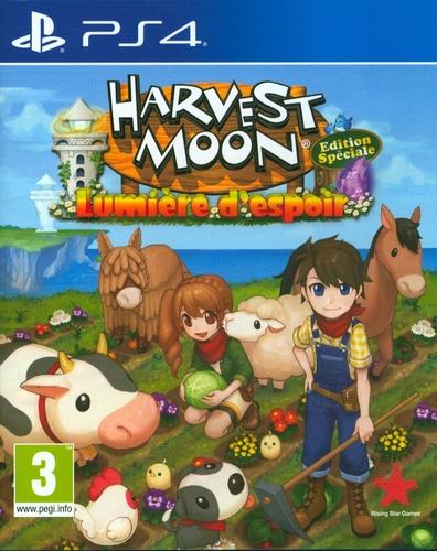 Harvest Moon: Lumière d'espoir Edition Spéciale [PS4]