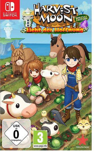 Harvest Moon: Licht der Hoffnung Special Edition [NSW]