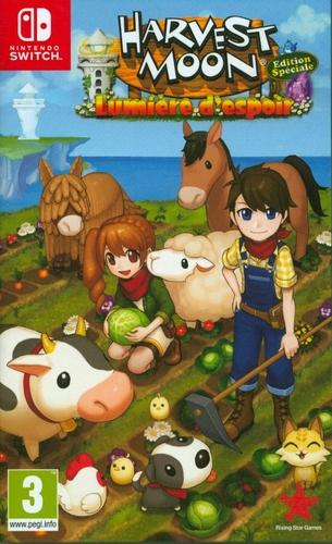 Harvest Moon: Lumière d'espoir Edition Spéciale [NSW]