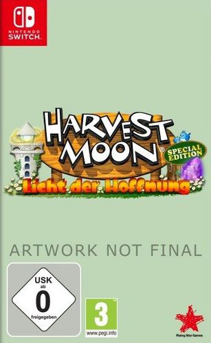 Harvest Moon: Light of Hope Special Edition [NSW]