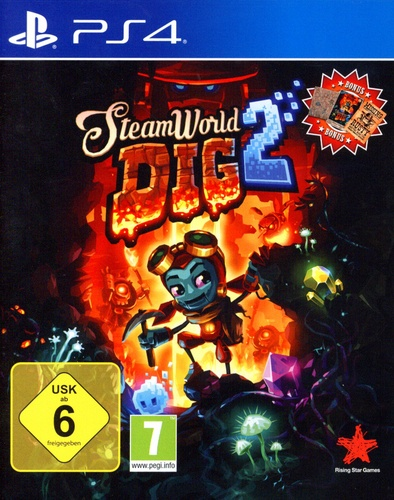 Steamworld Dig 2 [PS4]