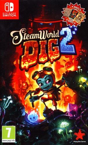 Steamworld Dig 2 [NSW]