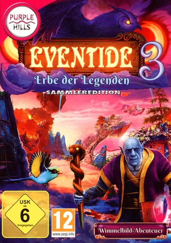 Purple Hills: Eventide 3 - Erben der Legenden [DVD]
