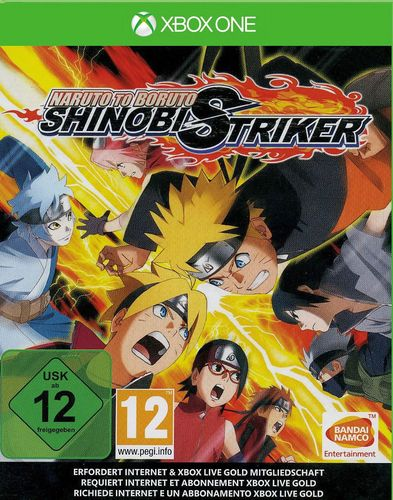 Naruto to Boruto: Shinobi Striker [XONE]