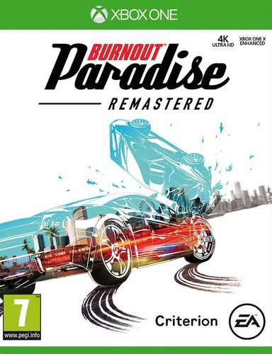 Burnout Paradise Remastered [XONE]