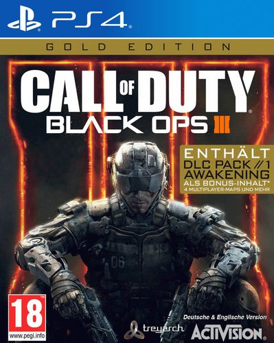Call of Duty: Black Ops III Gold [PS4]