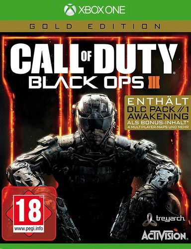 Call of Duty: Black Ops III Gold [XONE]