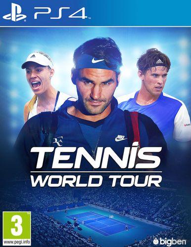 Tennis World Tour [PS4]