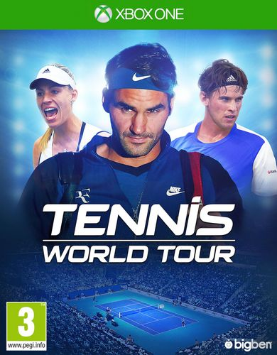 Tennis World Tour [XONE]