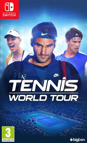 Tennis World Tour [NSW]