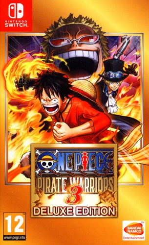 One Piece: Pirate Warriors 3 [NSW]
