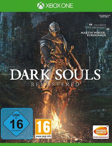 Dark Souls: Remastered [XONE]
