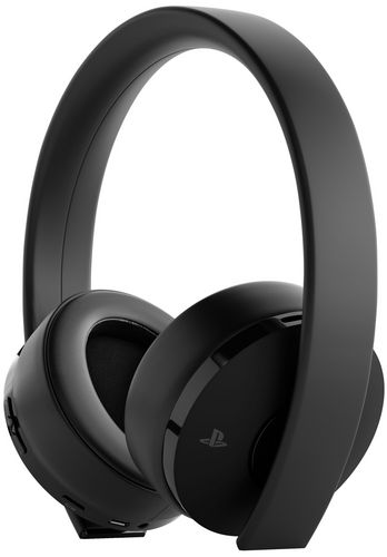 Sony Playstation Wireless Headset - Gold Edition [PS4]