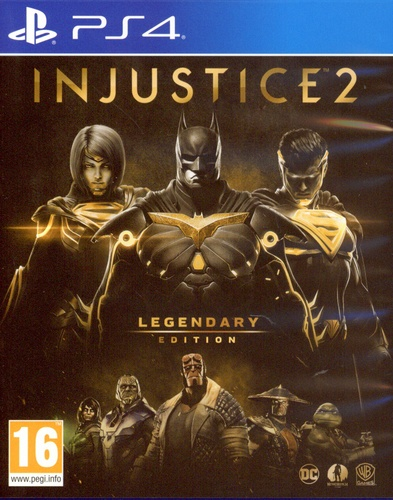 Injustice 2 - Legendary Edition [PS4]