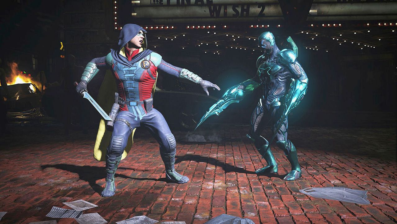 Injustice 2 - Legendary Edition [PS4] (D/F)