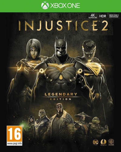 Injustice 2 - Legendary Edition [XONE]