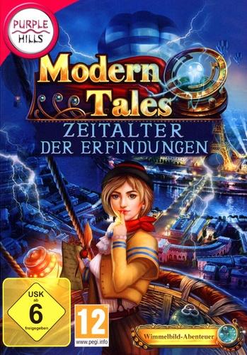 Purple Hills: Modern Tales - Zeitalter der Erfindungen [DVD]