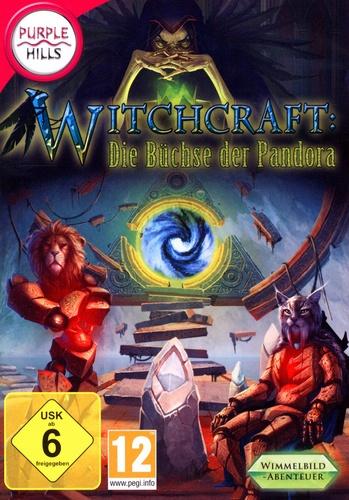 Purple Hills: Witchcraft - Die Büchse der Pandora [DVD]