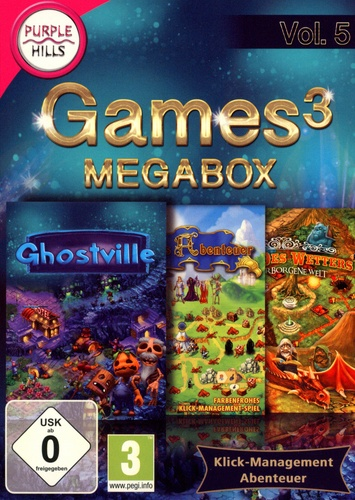 Purple Hills: Games 3 Megabox Vol. 5