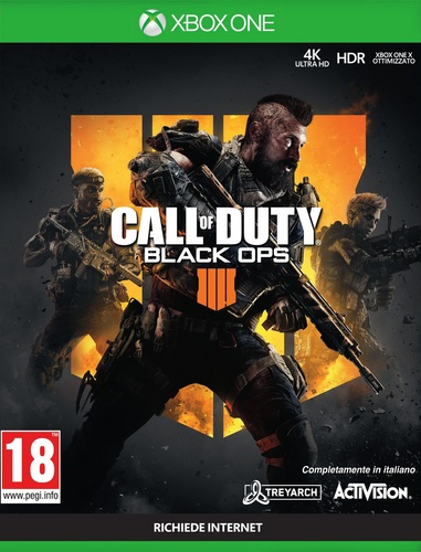 Call of Duty: Black Ops 4 [XONE]