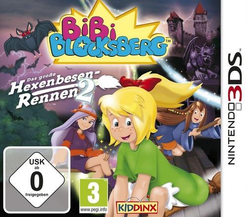 Bibi Blocksberg: Das Grosse Hexenbesen-Rennen 2