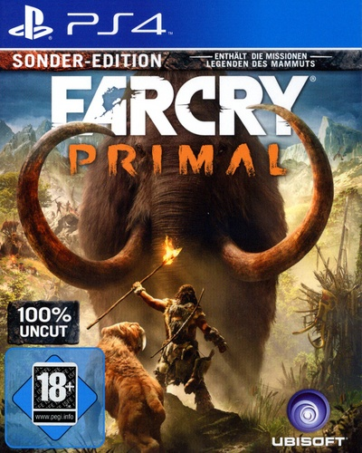 Far Cry Primal [PS4] (D