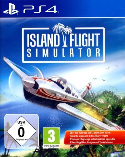 Island Flight Simulator [PS4] (D
