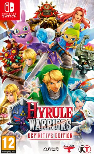 Hyrule Warriors: Definitive Edition [NSW]