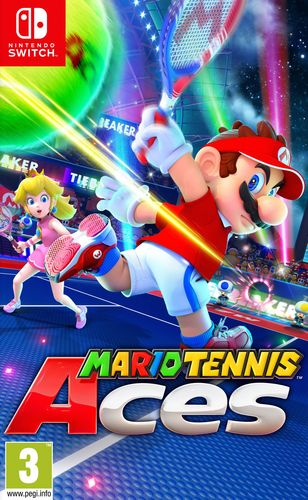 Mario Tennis Aces [NSW]