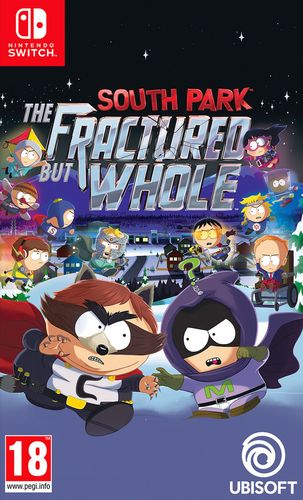 South Park - The Fractured But Whole [NSW]