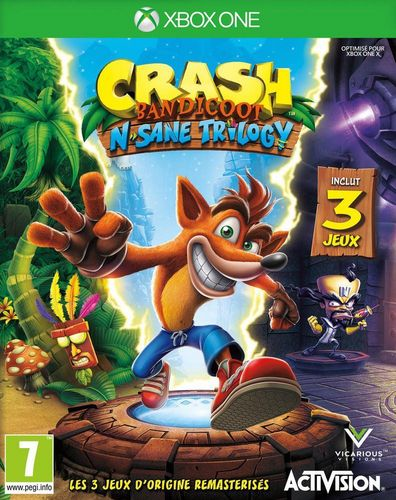 Crash Bandicoot N. Sane Trilogy [XONE]