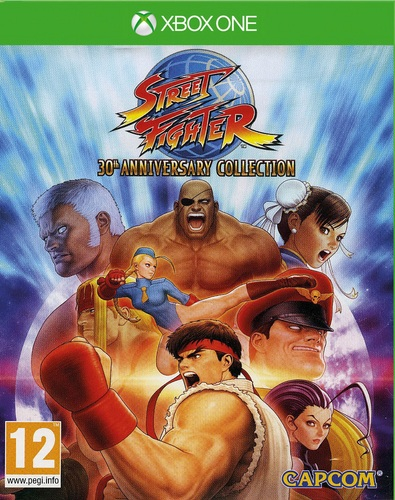Street Fighter 30th Anniversary Collection [XONE]