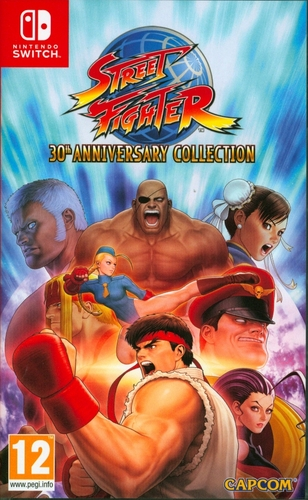 Street Fighter 30th Anniversary Collection [NSW]
