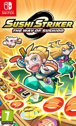 Sushi Striker: The Way of Sushido [NSW]