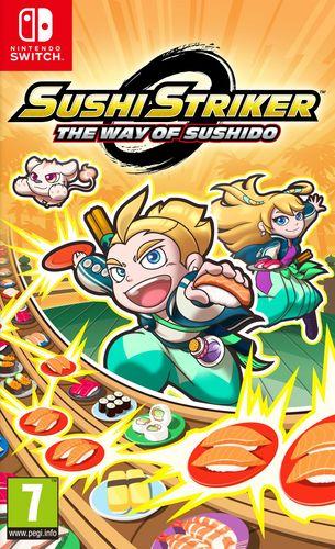 Sushi Striker: The Way of Sushido [NSW]