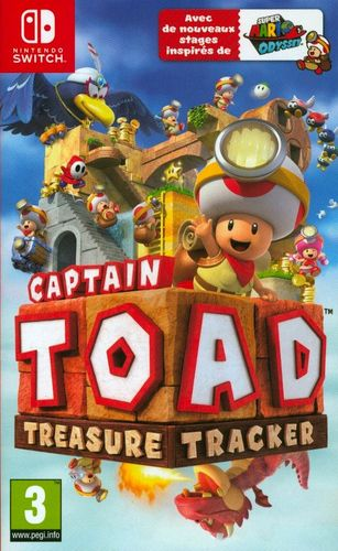 Captain Toad: Treasure Tracker [NSW]